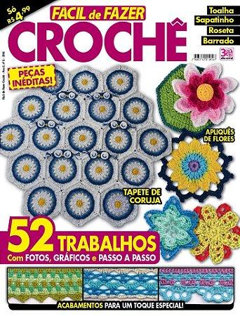 FÁCIL DE FAZER CROCHÊ - 5 (2016)