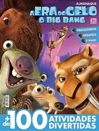 ALMANAQUE A ERA DO GELO - O BIG BANG - 1 (2016)