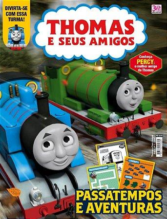 THOMAS E SEUS AMIGOS - 3 (2016)