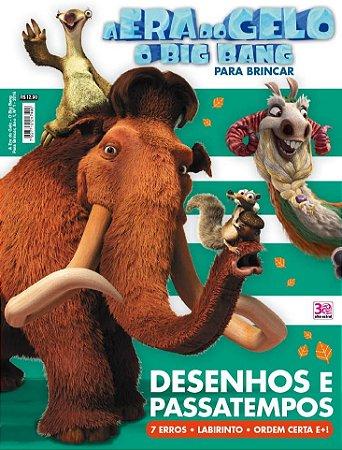 A ERA DO GELO - O BIG BANG PARA BRINCAR - 1 (2016)