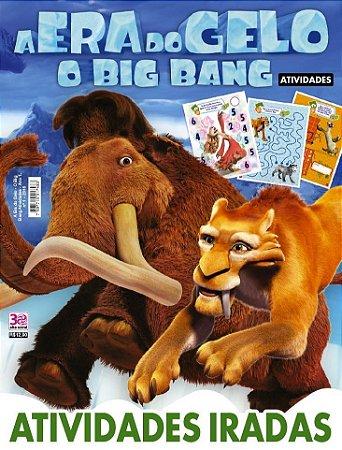 A ERA DO GELO - O BIG BANG ATIVIDADES - 1 (2016)