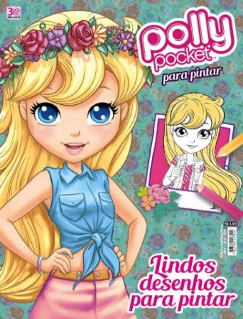 POLLY POCKET PARA PINTAR - 2 (2016)