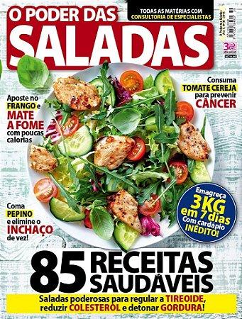O PODER DAS SALADAS - 36 (2016)