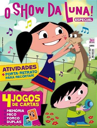O SHOW DA LUNA! ESPECIAL - 1 (2016)
