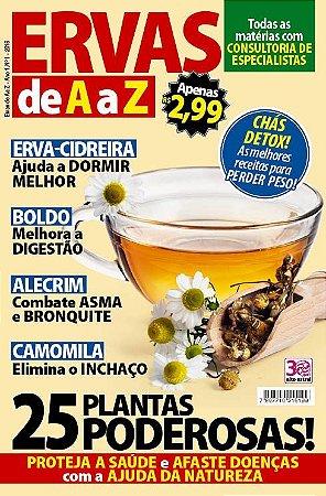 ERVAS DE A A Z - 1 (2016)