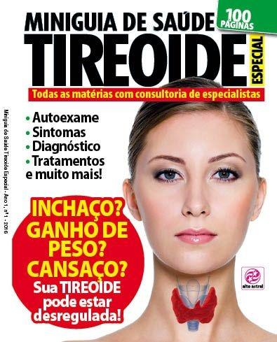 MINIGUIA DE SAÚDE TIREOIDE ESPECIAL - 1 (2016) RELEITURA