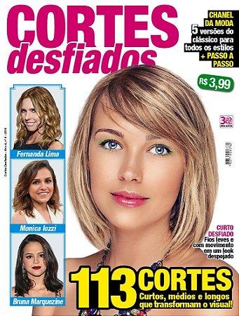 CORTES DESFIADOS - 4 (2016)