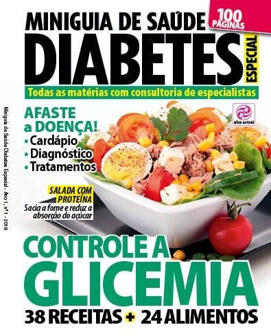 MINIGUIA DE SAÚDE DIABETES ESPECIAL - 1 (2016)