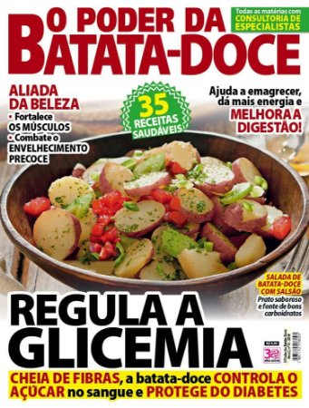 O PODER DA BATATA-DOCE - 8 (2016)