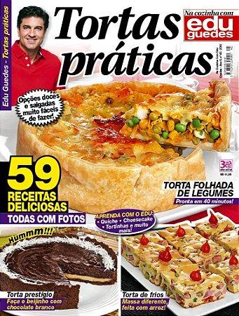 NA COZINHA COM EDU GUEDES - 45 TORTAS PRÁTICAS (2016)