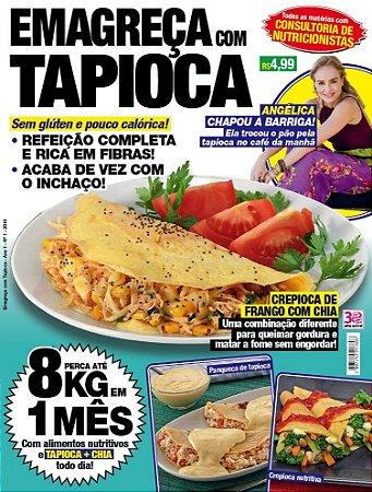 EMAGREÇA COM TAPIOCA - 1 (2016)