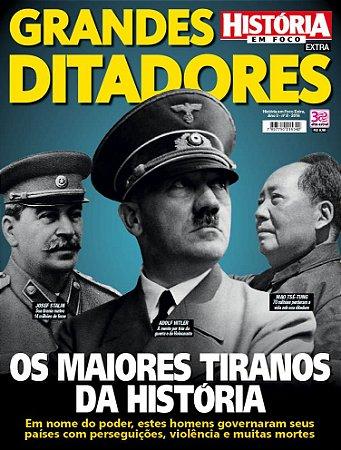HISTÓRIA EM FOCO EXTRA 8 - GRANDES DITADORES (2016)