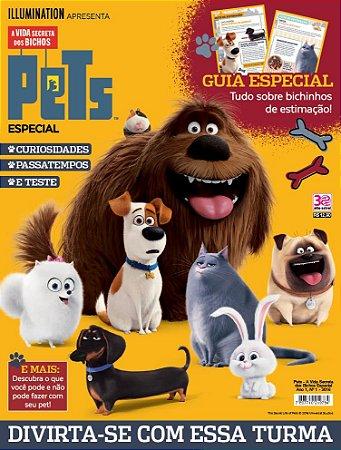 PETS - A VIDA SECRETA DOS BICHOS ESPECIAL - 1 (2016)