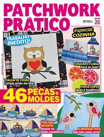PATCHWORK PRÁTICO - 1 (2016)