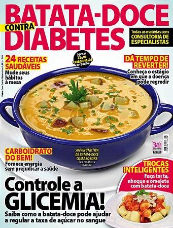 BATATA-DOCE CONTRA DIABETES - 1 (2016)