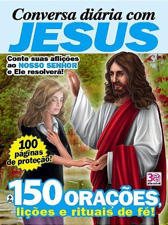 CONVERSA DIÁRIA COM JESUS - 2 (2016)