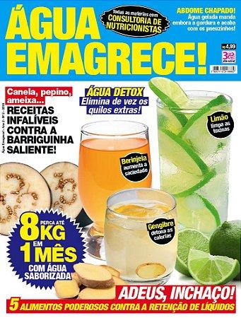 ÁGUA EMAGRECE! - 2 (2016)