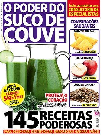 O PODER DO SUCO DE COUVE - 10 (2016)