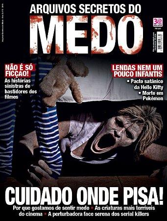 ARQUIVOS SECRETOS DO MEDO - 5 (2016)