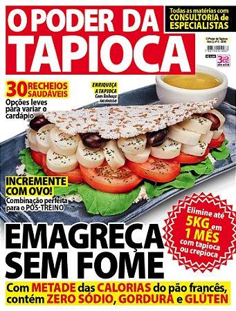 O PODER DA TAPIOCA - 5 (2016)