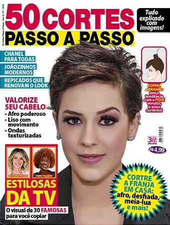 50 CORTES PASSO A PASSO - 7 (2016)