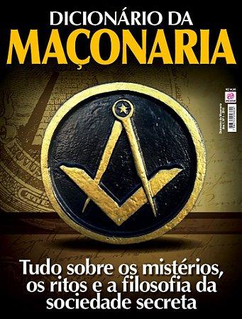 DICIONÁRIO DA MAÇONARIA - 1 (2016)