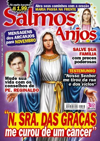 SALMOS & ANJOS 206 - NOVEMBRO 2016