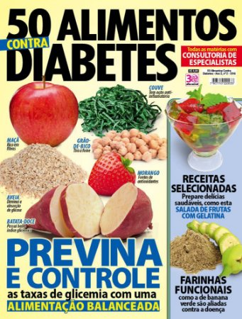 50 ALIMENTOS CONTRA DIABETES - 2 (2016)