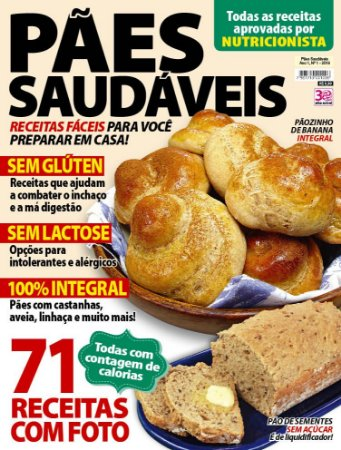 PÃES SAUDÁVEIS - 1 (2016)