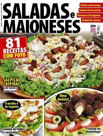 SALADAS E MAIONESES - 2 (2016)