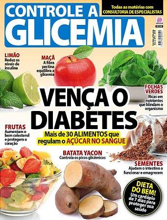 CONTROLE A GLICEMIA - EDIÇÃO 4 (2016)