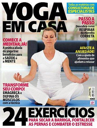 YOGA EM CASA - EDIÇÃO 2 (2016)