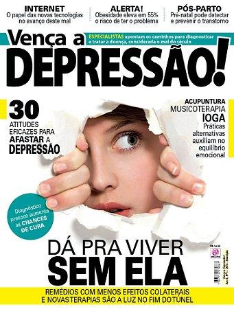 VENÇA A DEPRESSÃO! - EDIÇÃO 1 (2016) REEDIÇÃO