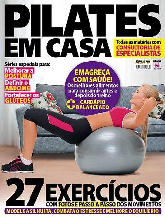 PILATES EM CASA - EDIÇÃO 9 (2016)