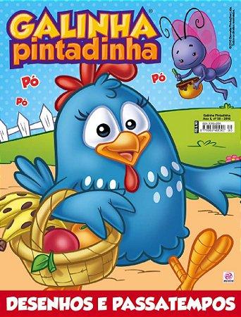GALINHA PINTADINHA - EDIÇÃO 30 (2016)