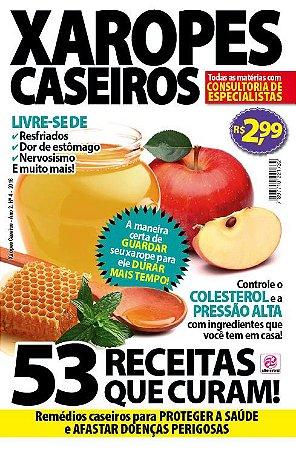 XAROPES CASEIROS - EDIÇÃO 4 (2016)