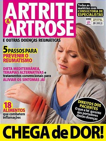 ARTRITE & ARTROSE - EDIÇÃO 4 (2016)