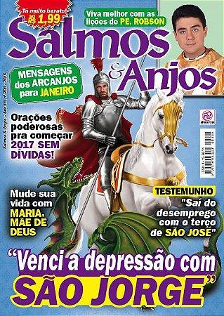 SALMOS & ANJOS - EDIÇÃO 208 - JANEIRO 2017