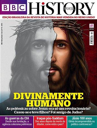 BBC HISTORY BRASIL - EDIÇÃO 15 - DIVINAMENTE HUMANO (2016)
