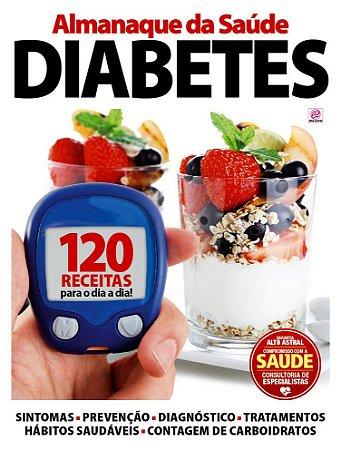 ALMANAQUE DA SAÚDE DIABETES - EDIÇÃO 1 (2016)