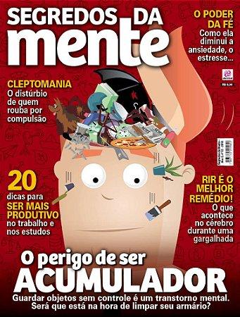 SEGREDOS DA MENTE - EDIÇÃO 12 (2016)