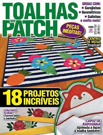 TOALHAS EM PATCH - EDIÇÃO 3 (2017)