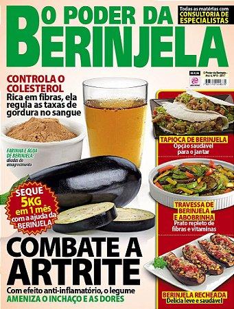 O PODER DA BERINJELA - EDIÇÃO 8 (2017)