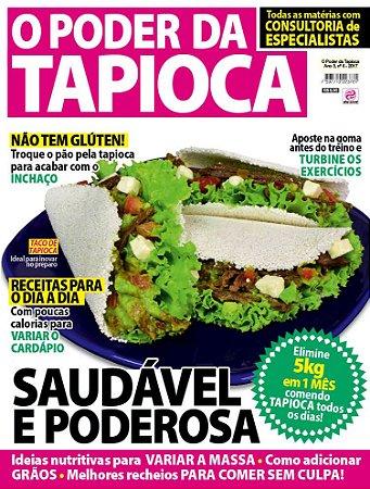 O PODER DA TAPIOCA - EDIÇÃO 6 (2017)