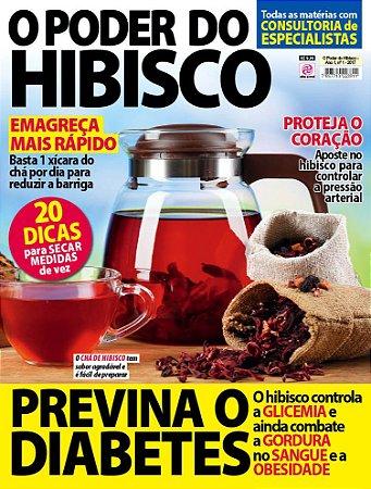 O PODER DO HIBISCO - EDIÇÃO 1 (2017)