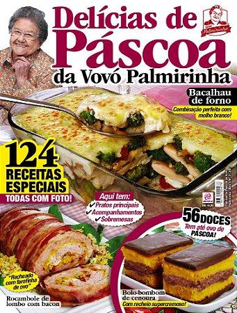 DELÍCIAS DE PÁSCOA DA VOVÓ PALMIRINHA - EDIÇÃO 3 (2017)
