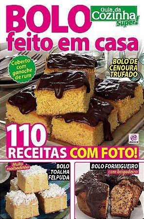 GUIA DA COZINHA SUPER! - EDIÇÃO 12 - BOLO FEITO EM CASA (2017)