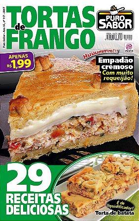 PURO SABOR - EDIÇÃO 117 - TORTAS DE FRANGO (2017)