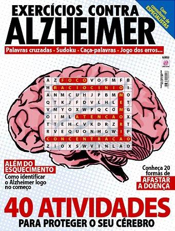 EXERCÍCIOS CONTRA ALZHEIMER - EDIÇÃO 2 (2017)