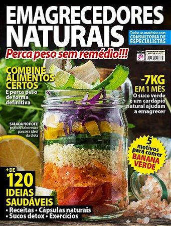 EMAGRECEDORES NATURAIS - EDIÇÃO 16 (2017)